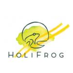 Holi Frog