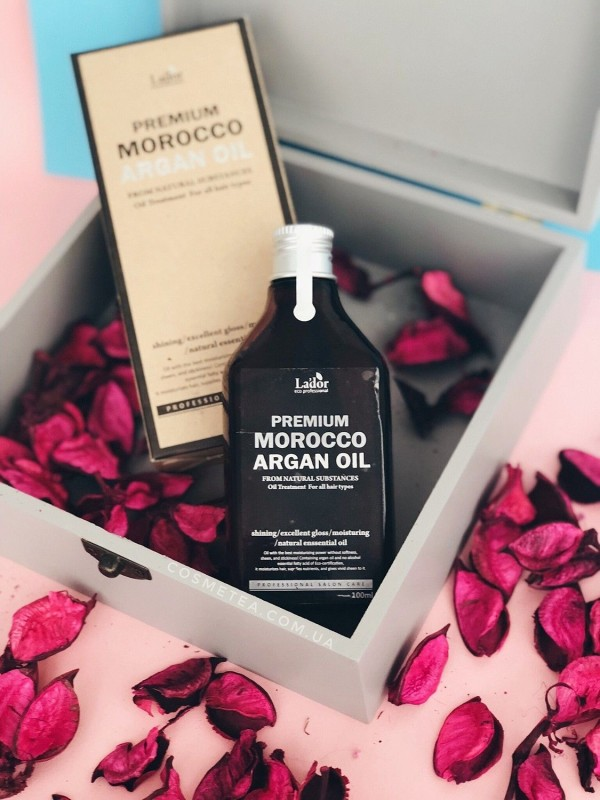 La'dor Premium Morocco Argan Oil 100ml