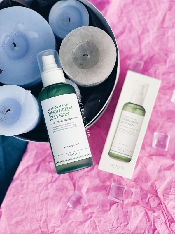 Manyo Factory Herb Green Jelly Skin 150ml