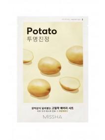 Missha Airy Fit Potato Sheet Mask