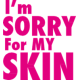 Косметика I'm Sorry For My Skin