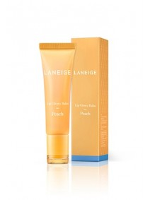 Laneige Lip Glowy Balm Peach 10g