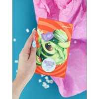 Peripera Smoothie Time Avocado Mask Sheet