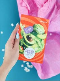 Peripera Smoothie Time Avocado Mask Sheet