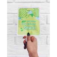 A'PIEU Icing Sweet Bar Sheet Mask Melon