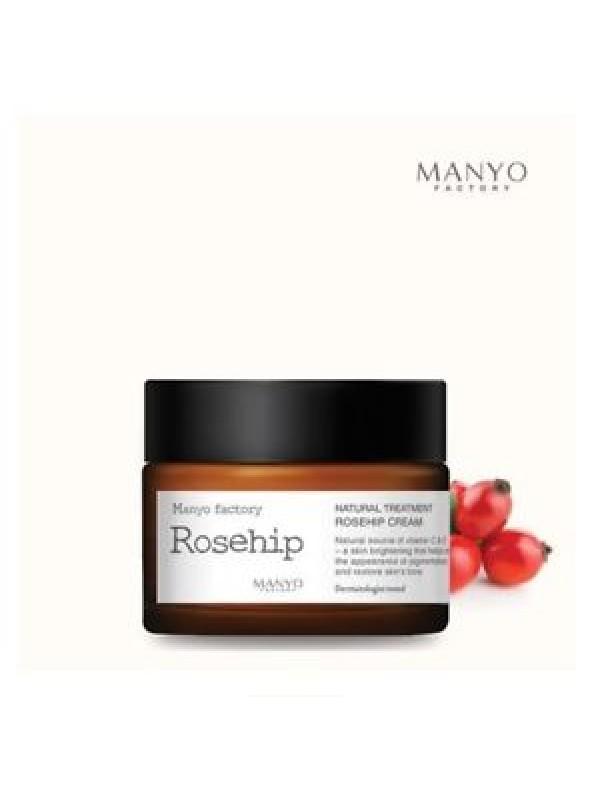 Manyo Factory Natural Treatment Rosehip Cream 50ml