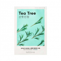 Missha Airy Fit Tea Tree Sheet Mask