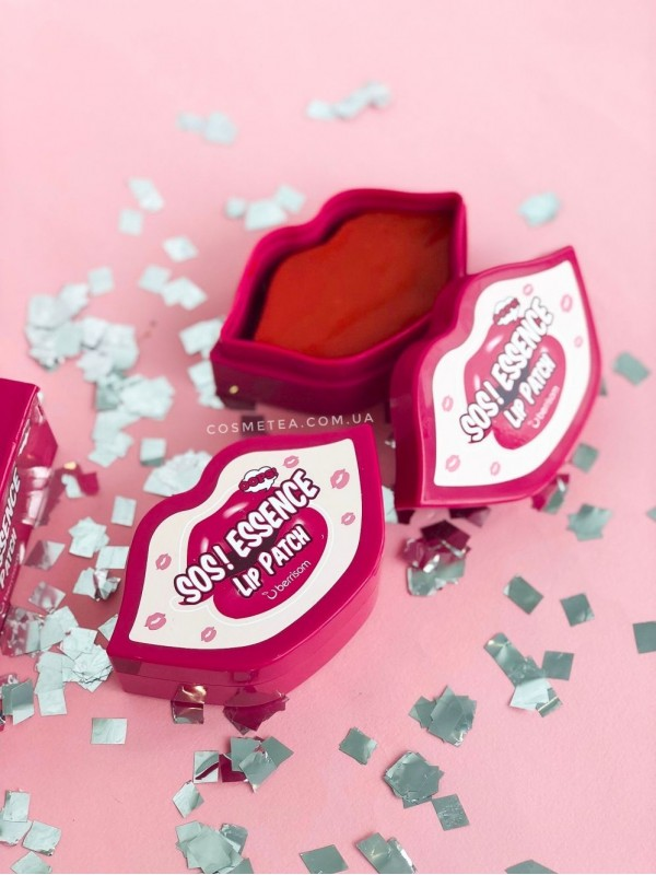Berrisom SOS Essence Lip Patch 30шт