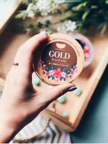 Koelf Gold & Royal Jelly Hydrogel Eye Patch 60шт