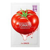 The Saem Natural Tomato Mask Sheet