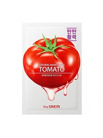 The Saem Natural Tomato Mask Sheet