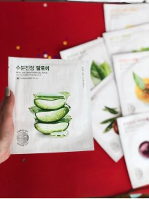 Nature Republic Real Nature Hydrogel Mask Aloe