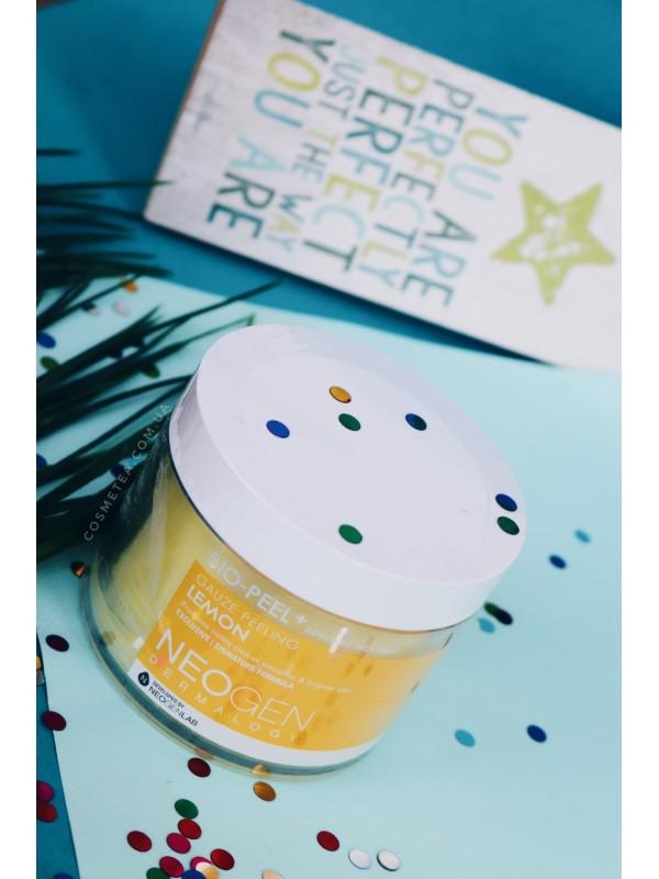 Neogen Dermalogy Bio Peel Gauze Peeling Lemon 30шт