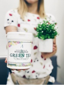 ANSKIN Green Tea Modeling Mask 240g