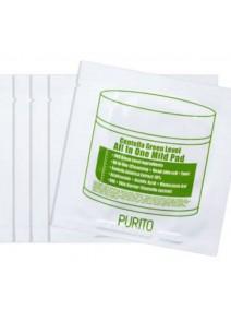Purito Centella Green Level All In One Mild Pad Sample