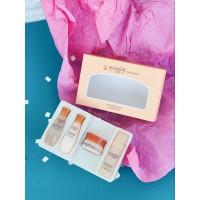 Etude House Moistfull Collagen Skin Care Sample Kit 4шт