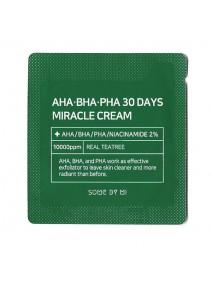 Some By Mi AHA BHA PHA 30 Days Miracle Cream Sample