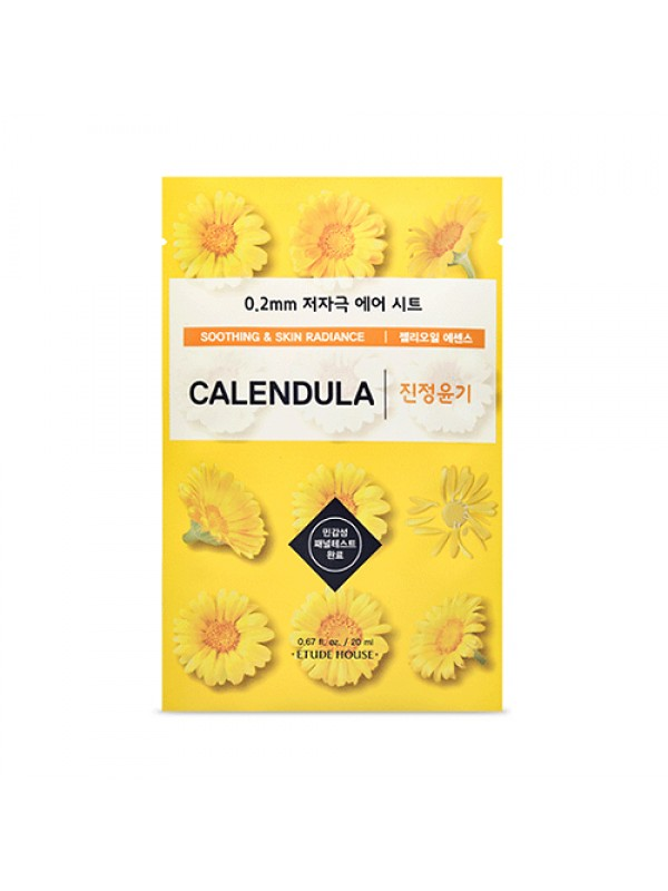 Etude House 0.2mm Calendula Therapy Air Mask