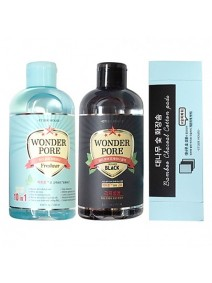 Etude House Wonder Pore Freshner Dual Solution Set 3шт
