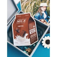 Apieu Chocolate milk one pack