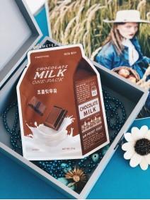 Apieu Chocolate milk one pack