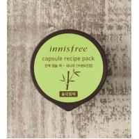 Innisfree Bamboo Capsule Recipe Pack 10ml (Sleeping)
