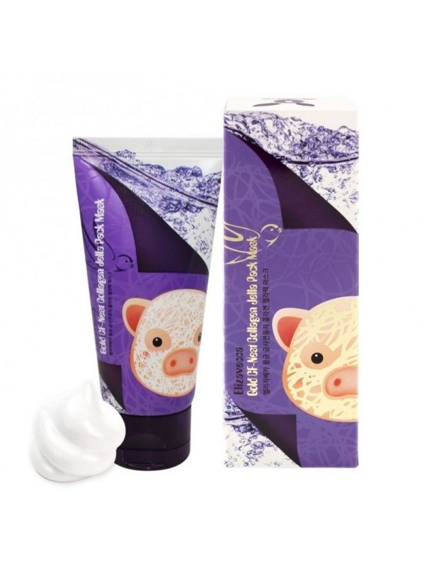 Elizavecca Gold CF-Nest Collagen Jella Pack Mask 80ml