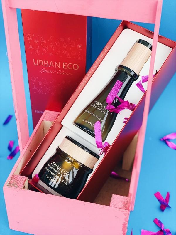 The Saem Urban Eco Harakeke Root Deep Cream Special Set