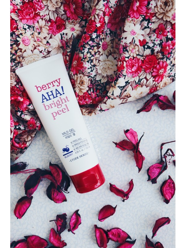 Etude House Berry AHA Bright Peel Mild Gel 120ml