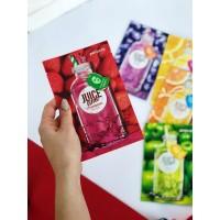 Peripera Juice Time Strawberry Mask Sheet