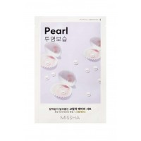 Missha Airy Fit Pearl Sheet Mask