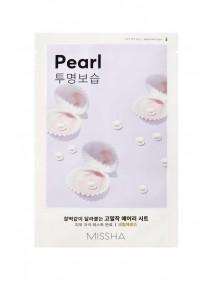 Missha Airy Fit Pearl Sheet Mask