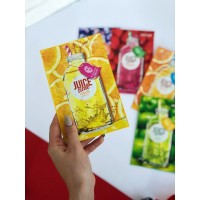 Peripera Juice Time Lemon Mask Sheet