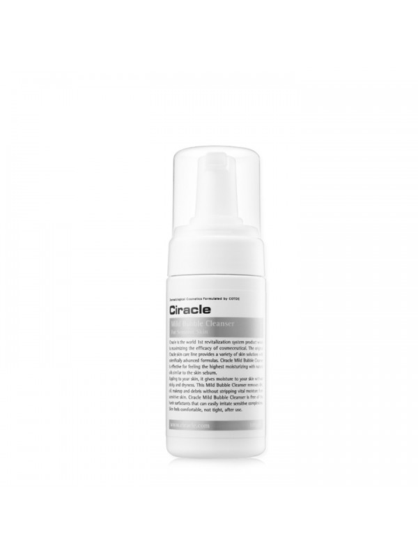 Ciracle Mild Bubble Cleanser 100ml