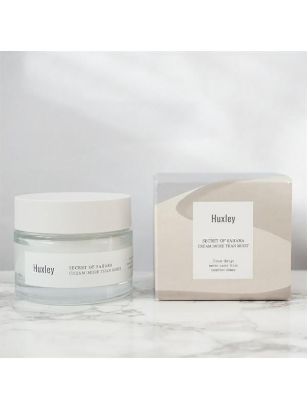 Huxley Secret Of Sahara Cream: More Than Moist 50ml