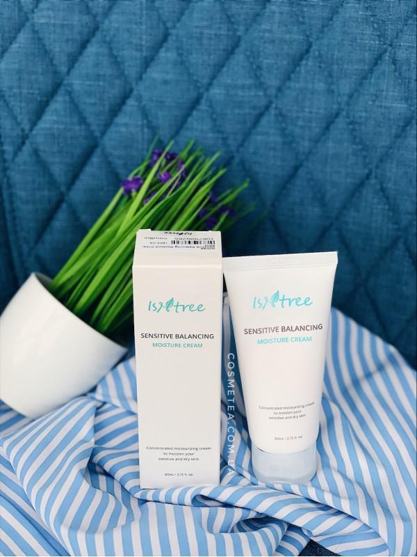Isntree Sensitive Balancing Moisture Cream 80ml