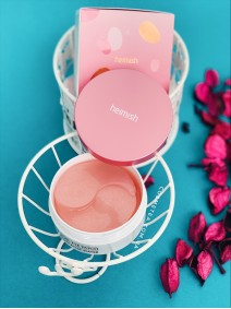 Heimish Bulgarian Rose Water Hydrogel Eye Patch 60шт