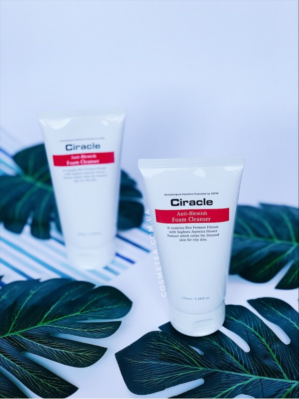 Ciracle Anti Blemish Foam Cleanser 150ml