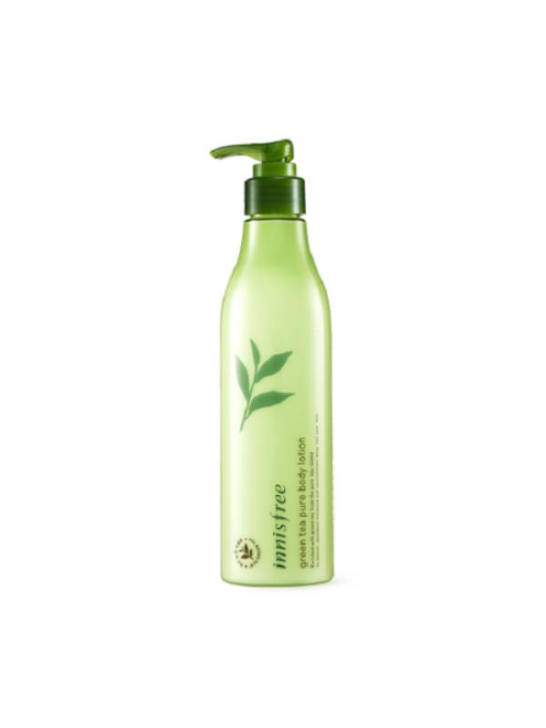Innisfree Green Tea Pure Body Lotion 300ml