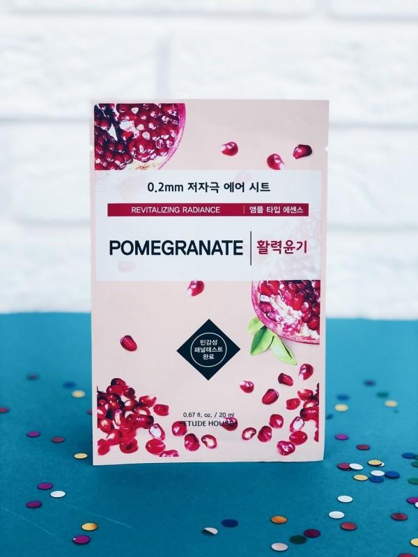 Etude House 0.2mm Pomegranate