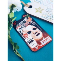Elizavecca Red Ginseng Deep Power Ringer Mask Pack