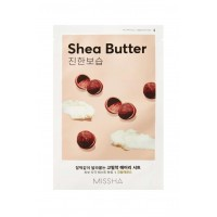 Missha Airy Fit Shea Butter Sheet Mask