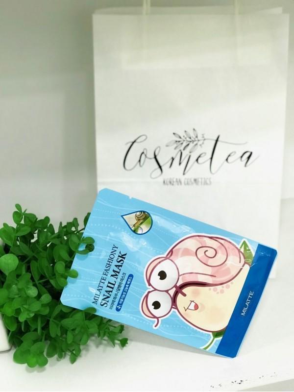Milatte Fashiony Snail Mask