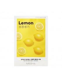 Missha Airy Fit Lemon Sheet Mask