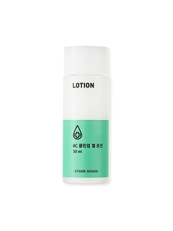 Etude House DIY AC Clean Up Gel Lotion 30мл