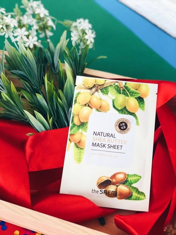 The Saem Natural Argan Mask Sheet