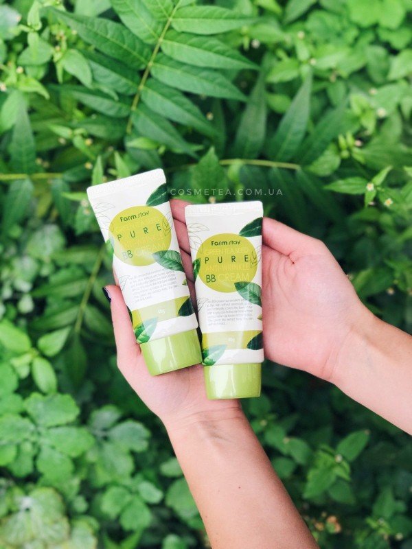 Farm Stay Green Tea Seed Pure Anti Wrinkle BB Cream 40ml