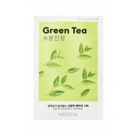 Missha Airy Fit Green Tea Sheet Mask