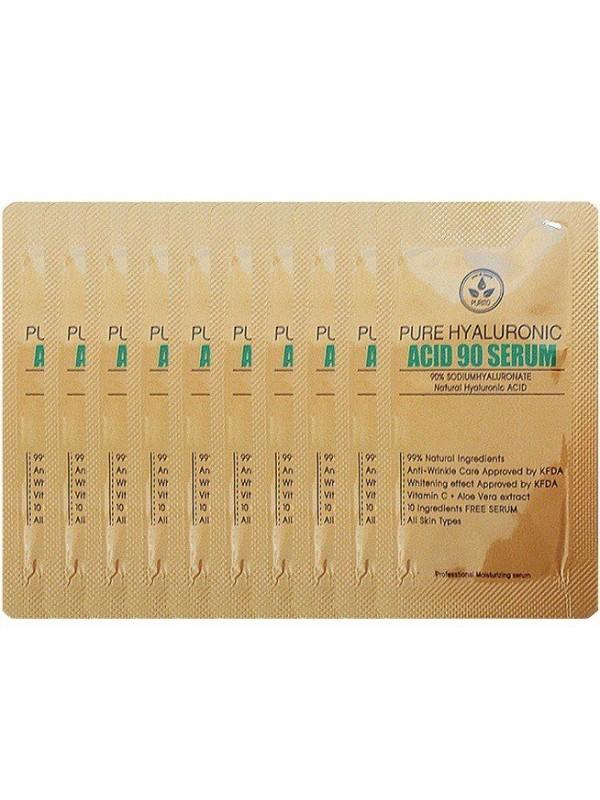 Purito Pure Hyaluronic Acid 90 Serum Sample