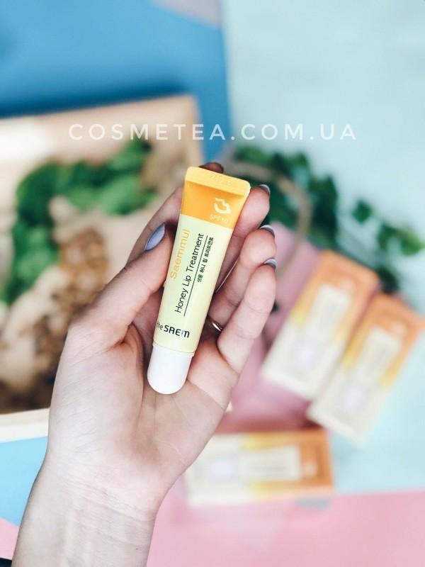 The Saem Saemmul Honey Lip Treatment 10g